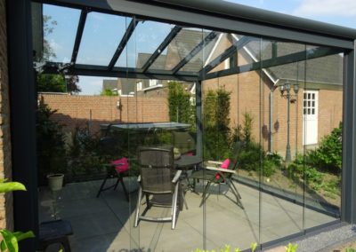 Letní zahrady a verandy